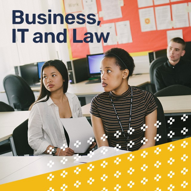 Business, IT and Law Guide